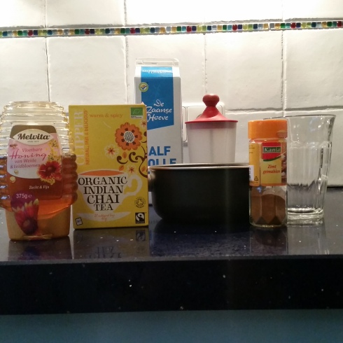 Chai Tea Latte Recept